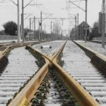 Tronson din linia de cale ferată Simeria - Curtici, reabilitat