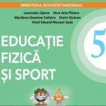 Elevii din clasa a 5-a vor avea manual și la educație fizică și sport