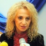 Florentina Horgea, noul prefect al județului Arad