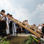 Mii de oameni la Târgul de Fete de pe Muntele Găina
