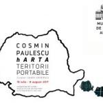 """Expoziția """"Harta. Teritorii portabile"""", la Muzeul de Artă Arad"""