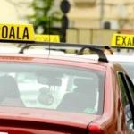 Proba practică la examenul pentru permisul auto, înregistrată audio-video
