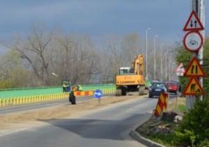 Investiție. Reparații capitale la Podul Decebal din Arad