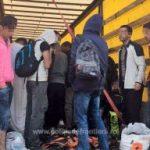 24 de sirieni și irakieni, reținuți la PTF Nădlac