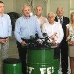 """Dragnea, despre apa din Mureș exportată în Ungaria: """"O situație ciudată"""""""