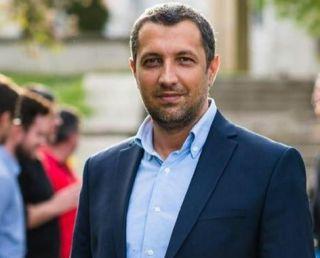"""Adrian Wiener: """"Am votat cu speranţă. Aradul trebuie să se schimbe"""""""