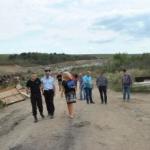 Incendiul de la groapa de gunoi din Lipova este stins în totalitate