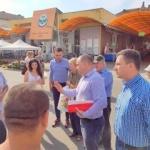 """Adrian Todor: """"Dorinţa lui Falcă de a pune la pământ o piaţă veche de 150 de ani nu i-a fost îndeplinită"""""""