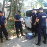 Contrabandist, urmărit și prins de jandarmii arădeni