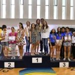 Argint pentru echipa de fete 18 ani a Clubului Vados la Naționale