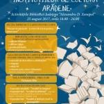 """""""Noapte albă"""" la Biblioteca Județeană """"Alexandru D. Xenopol"""""""