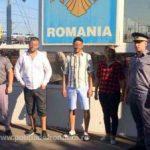 Algerieni cu documente false, reținuți la Curtici