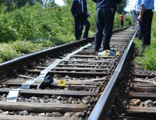 UPDATE Femeie lovită de tren, în zona haltei Sânpetru German