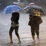 Informare meteo. Ploi torenţiale, descărcări electrice, intensificări ale vântului