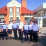 Polițiștii români și maghiari, acțiune estivală