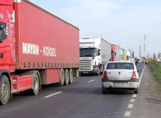 D.R.D.P Timișoara: Primarul Falcă se opune fluidizării traficului pe DN 7 la accesul în Zona Industrială
