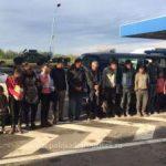 Şaptesprezece irakieni şi iranieni, opriţi la Nădlac