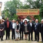 Păstrătorii Tradiției din Pecica, la Sărbătoarea Românilor din Cehia
