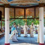 Naşterea Maicii Domnului, sărbătorită la Mănăstirea Arad-Gai