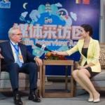 Președintele CCIA Arad, prezent la expoziția de produse românești din Suzhou