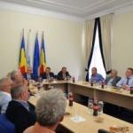 Preşedinţii Camerelor de Comerţ din 13 judeţe s-au întâlnit la Arad