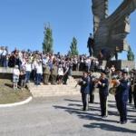 Comemorarea eroilor Detaşamentului Păuliş