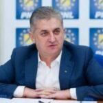 Eusebiu Pistru a demisionat din funcția de vicepreședinte al PNL Arad