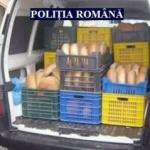 Polițiștii arădeni au verificat operatorii de produse de panificație