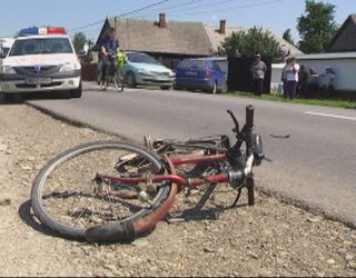 Biciclist de 73 de ani, omorât de un șofer de 90 de ani