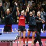 Tenis de masă: Echipa feminină a României a cucerit aurul la Europene