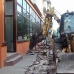 Se lucrează pe străzile Nicolae Grigorescu şi Gheorghe Barițiu