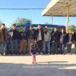 13 irakieni au fost reținuți la SPF Turnu