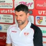 Adrian Mihalcea și-a încetat colaborarea cu UTA