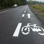 Pistă de biciclete între Arad şi Pecica