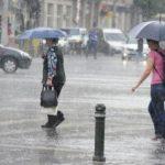 Informare meteo: Instabilitatea atmosferică se va accentua treptat