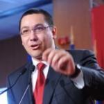 Victor Ponta şi-a anunţat înscrierea în partidul Pro România