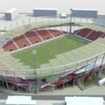 Gazonul Stadionului UTA, recepționat de Primăria Arad