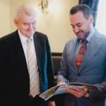 Falcă vrea să înfrățească Aradul cu un oraș din Belarus