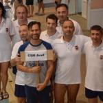 Peste 20 de medalii pentru înotătorii masters arădeni, la Reșița