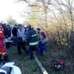 Accident pe DN 69. Doi morți și doi răniți
