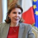 """Ambasadoarea Franţei, la deschiderea Festivalului """"Amifran"""""""