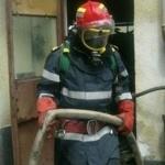 Scurgeri de amoniac la un depozit din Arad