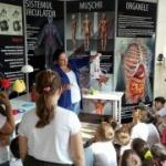 """Expoziția de știință interactivă """"Laborator"""", la Complexul Muzeal Arad"""