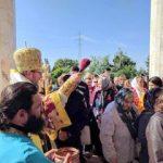 Sărbătoarea Acoperământul Maicii Domnului, la Mănăstirea Arad-Gai