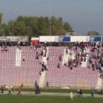 Dosare penale şi amenzi, după meciul ASU Poli Timişoara - UTA Arad