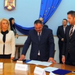 Vasilică Damian, învestit în funcția de subprefect al Aradului