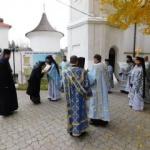 Hramul bisericii istorice de la Mănăstirea Hodoș-Bodrog