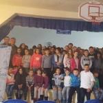 """Caravana """"Campionii României"""" a ajuns in Sînicolaul Mic"""