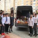 """""""Săptămâna legumelor şi fructelor donate"""", la Școala Gimnazială """"Aurel Vlaicu"""""""