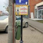 PMP Arad solicită Recons să nu taxeze parcarea pe Calea Radnei